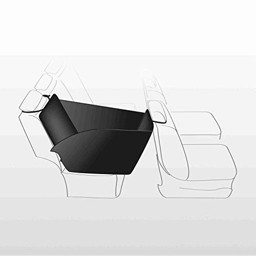 Trixie 13231 Auto-Schondecke, 0,65 × 1,45 m, schwarz/beige