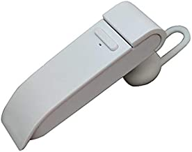 LaDicha Portátil En Tiempo Real Inteligente Traductor Auricular 16 Idiomas Inteligente Inalámbrico Bluetooth Auriculares - Blanco