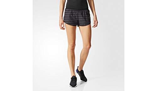 adidas Women's Running Adizero Split Shorts, Black, Medium/2'