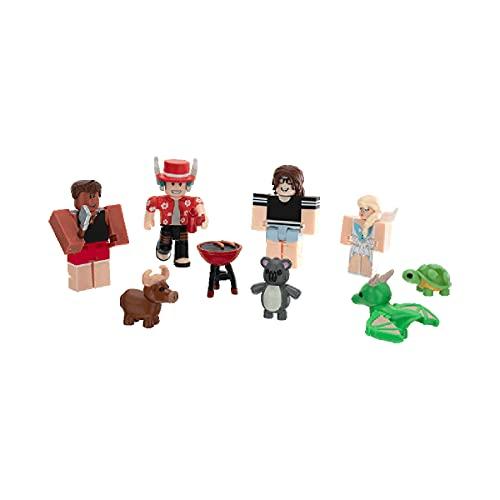 Roblox Pack Com 6 Figuras Celebrity, Sunny, Multicor