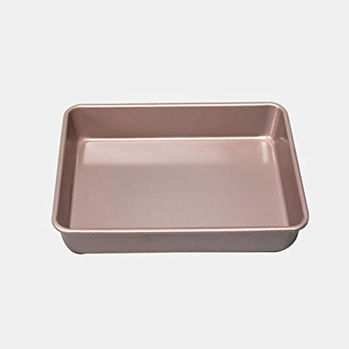 WAYERTY Rectangular Bread Pan Household Baking Molds Not-Stick Cake Pans Cookie Pan Kitchen Accessory Oven Tray Sustainable Baking Dish Pastry Tools