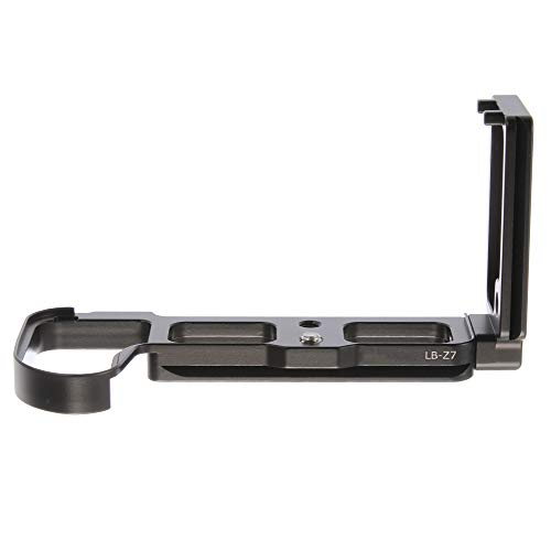Vertikale L-Halterung L Winkel Bracket Plate für Nikon Z7 / Z6 / Z6 II / Z7 II Kamera Arca-Swiss Standard Montage