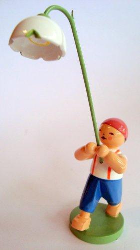 Wendt & Kühn Blumenjunge mit Märzenbecher Größe 10