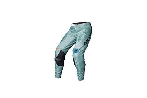 Seven Pantalón Annex Bortz Raider para hombre, negro/gris