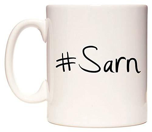 #Sarn Mug Cup by WeDoMugs