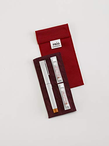 Frio Insulin Cooling Case, Reusable Evaporative...