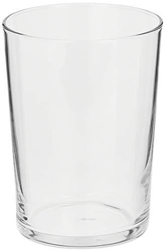 Bormioli Rocco 3026937 Scat 12 Bicchieri in Vetro Bodega Medium 35.5 Arredo Tavola, Trasparente