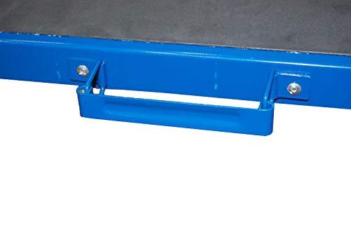 2x Klappbock 250 kg Gerüstbock Gerüst Bock Unterstellbock Stützbock Klappböcke - 6