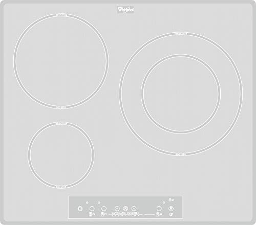 Plaque induction Whirlpool ACM680NEWH - 3 foyers - 3 boosters