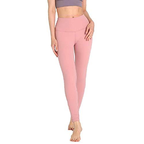 Yoga Pants Double-Sided Sanding Nude Pants Yoga Clothing Ninth Pants Quarter Color