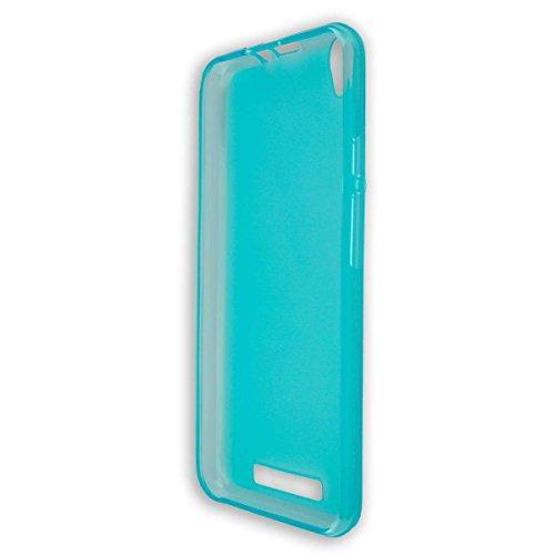 caseroxx TPU-Hülle für Archos Core 55 4G, Handy Hülle Tasche (TPU-Hülle in hellblau)