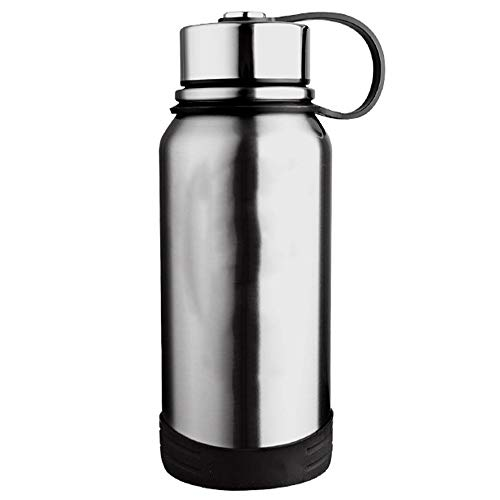 Botella de Agua Aislada Botella de agua Deportes de doble...