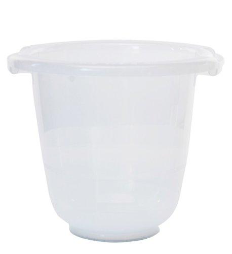 Badeeimer Tummy Tub transparent