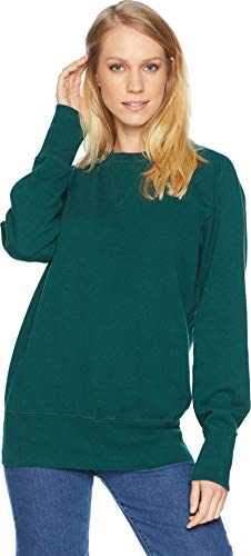 Levi's¿ Premium Unisex Vintage Clothing Bay Meadows Sweatshirt Bottle Green Medium