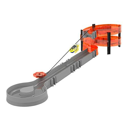 HEXBUG 501114 - Nano Zip-Line Starter Set, Elektronisches Spielzeug