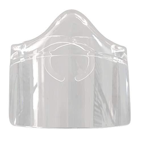 Colcolo Mascarilla Duradera El Escudo Transparente Combina La Mascarilla Plástica