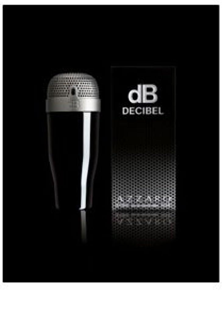 習熟度異邦人船外Azzaro Decibel (アザロ デシベル) 3.4 oz (100ml) EDT Spray by Loris Azzaro for Men