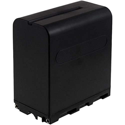 Powery Batería para Videocámara Profesional Sony HDR-FX1E 10400mAh
