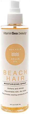 VITAMINS AND SEA BEAUTY Beach Wave Spray for Hair Treatment Moisturizing with Sea Kelp and Argan product image
