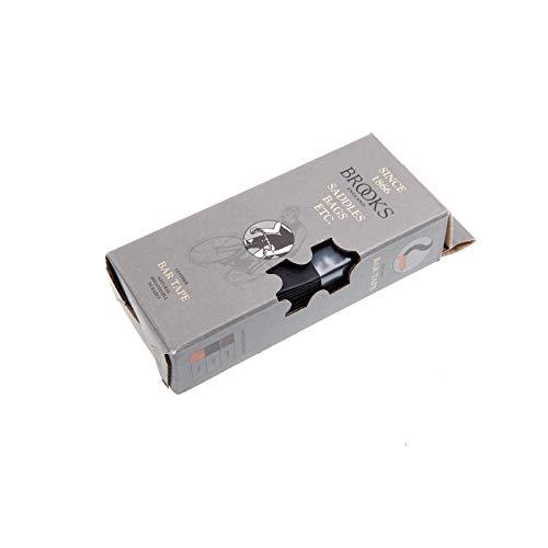 Brooks Lenkerband Leder, schwarz, Leather Bar Tape