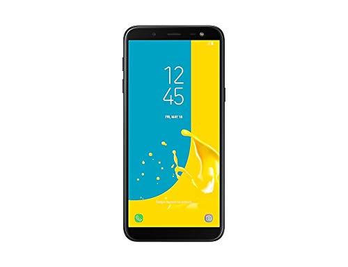 Samsung Galaxy J6 (2018) Dual SIM 32 Go 3 Go RAM SM-J600F/DS Noir