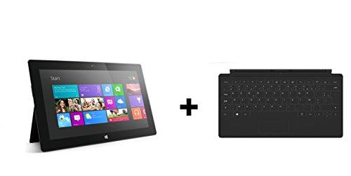 マイクロソフト Surface RT 64GB + Touch Cover 9JR-00019