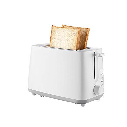 Denghl Tostadora 2 Rebanada Tostador de Pan del Horno de Cocina aparatos de Cocina Pan Tostado Fabricante de Seguridad rápida máquina sándwich de Desayuno