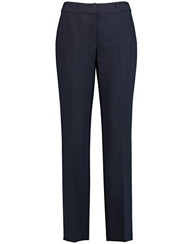 Gerry Weber Edition 92323-67697 Pantalones, Azul (Marine 82200), 46 (Talla del Fabricante: 44R) para...