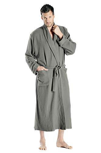 Men's Pure Cashmere Robe