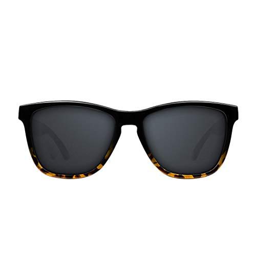 D. Franklin Roosevelt TR90 Gafas de sol, Negro, 53 Unisex