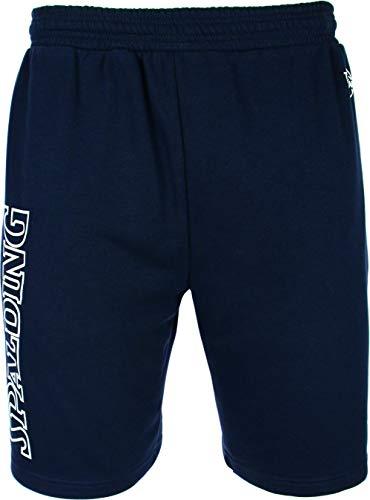 Spalding Mens 300508302_XXL Shorts, Navy Blue