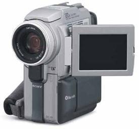 Sony DCR-PC 120 E DVC digital Camcorder