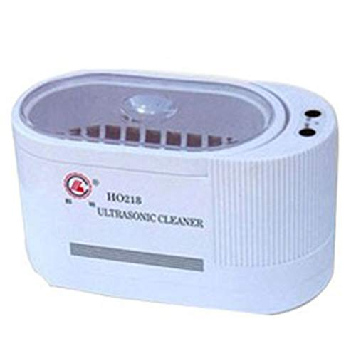 Mini Ultraschall Gläser Kontaktlinsen-Reinigungsmaschine, Intelligente Steuerung Ultraschallreiniger Bad, Haushalt waschen Schmuck Uhr Reinigungswerkzeuge