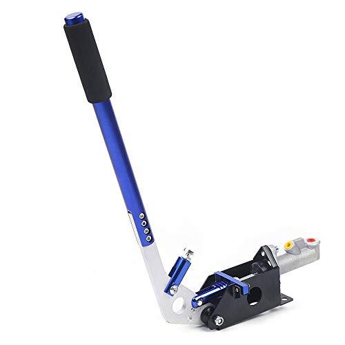 Freno a mano idraulico Fly-Off Rallye Drift Handbrake regolabile Drift Brake Handbrake Drift verticale Rally (blu)