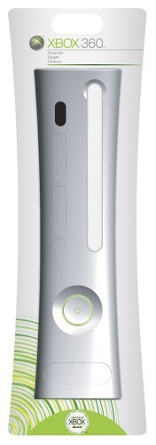 Xbox 360 Faceplate White