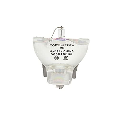 JRUIAN 2R 132w Sharpy Beam/Foco con Cabezal móvil 2R MSD Platinum Stage Light Lámpara de Escenario Reemplazo de Bombilla de proyección (Color : Default)