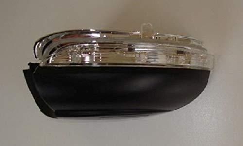 LED Spiegelblinker Links Pro!Carpentis kompatibel mit Golf 6 (Vl) nur Limousine Baujahr ab 10/2008 bis 10/2012 Blinker komplett für Außenspiegel