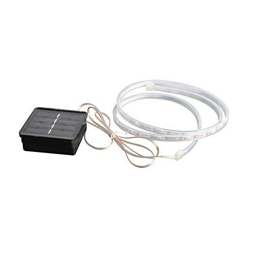 HELLOGIRL Marco de Baloncesto LED Luz de Canasta Luces de inducción Decoloración Luminosa Luz de Objetivo Tira en el aro Nocturno Luz Solar
