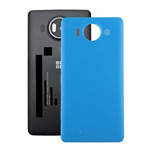 Probityli Nuova Batteria Cover Posteriore for Microsoft Lumia 950 (Nero) (Colore : Blue)
