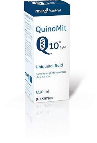 QUINOMIT Ubiquinol Fluid 30 ml