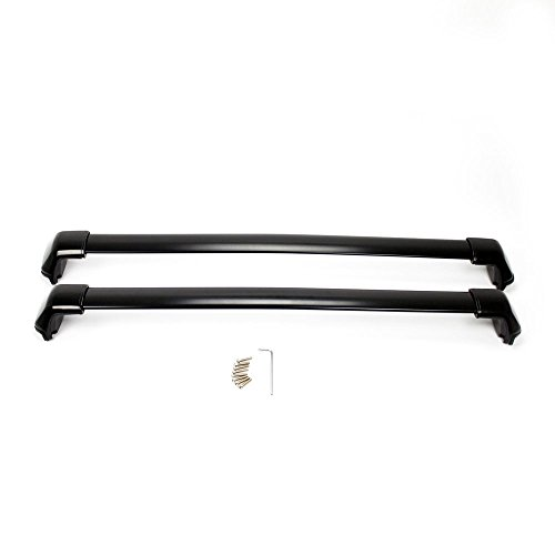 TRIL GEAR Top Roof Rack Compatible with 2012 2013 2014 2015 2016 Honda CR-V Cargo Carrier Crossbars Luggage Racks