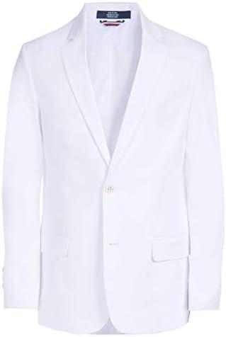 Tommy Hilfiger Boys Big Blazer Suit Jacket White 12 product image