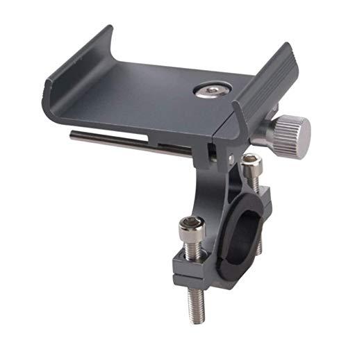 Tenedor del teléfono móvil de la aleación de Aluminio de la Bici de montaña, Tenedor del móvil de la Motocicleta de la Bicicleta
