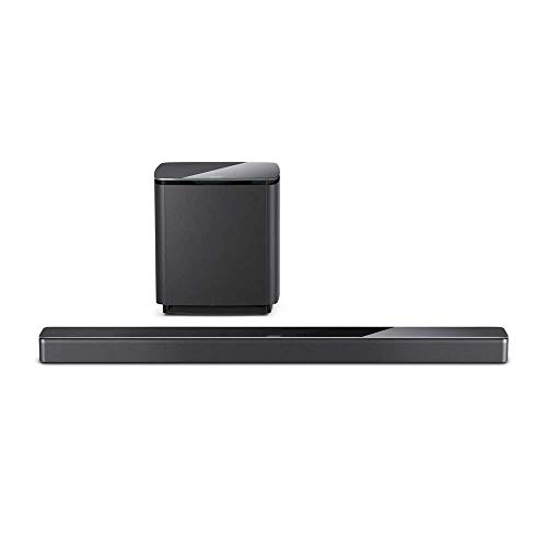 Best Deals! Bose Bass Module 700 for Soundbar 700, Black Soundbar 700 Black (Renewed)