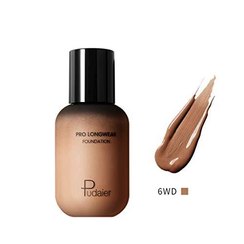 Liquide Fondation, Fulltime Visage Oeil Fondation Bloc Défaut Liquide Highlight Contour Liquide Bâton Maquillage (D)