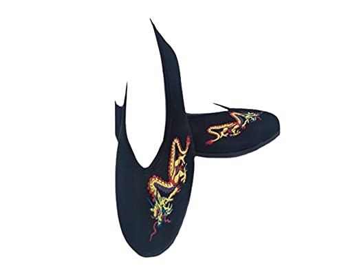 Sapatilhas bordadas Kung Fu Tai Chi Chuan