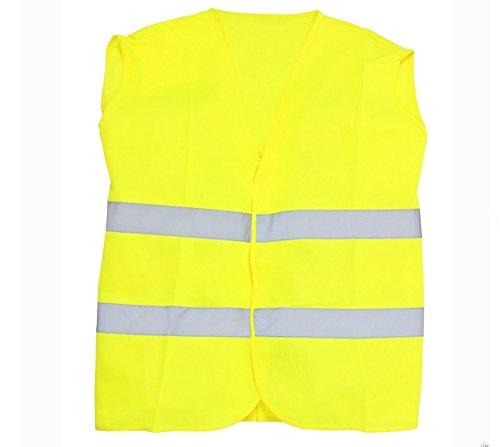 Abraxas Warnwesten gelb EN 471 Übergrößen, Größe in XL:8XL