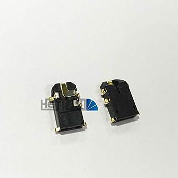 Lysee Mobile Phone Flex Cables - 10PCS Headphone Audio Head Jack Port Repair Parts For HTC One M7
