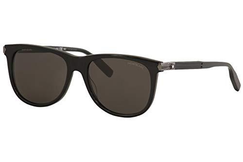 Gafas de sol Montblanc MB 0031 S- 006 NEGRO/GRIS
