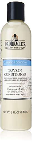Dr. Miracles Leave in Conditioner 237 ml/8 fl oz by Dr. Miracles